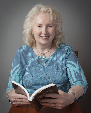 Author Bonnie Jane Hall